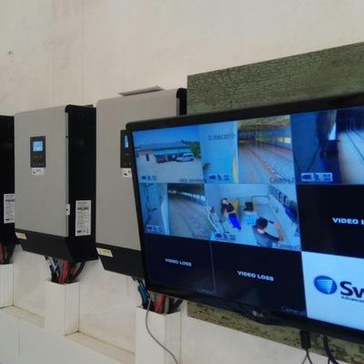 Equipos de control y monitorización energía solar