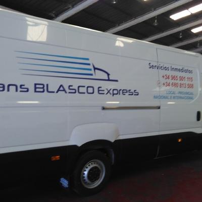 Trans Blasco Express