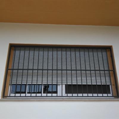 Rejas ventana habitación