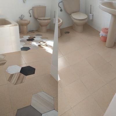 Actualizar baño