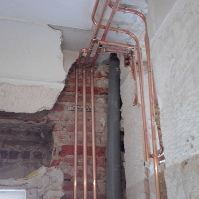instalaciones en cobre
