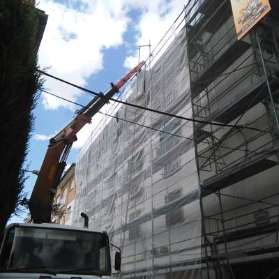 Desmontaje de tejado