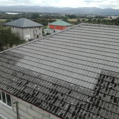 llimpieza de tejado