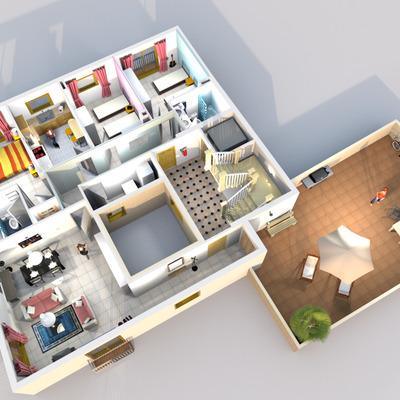 reforma interior de piso