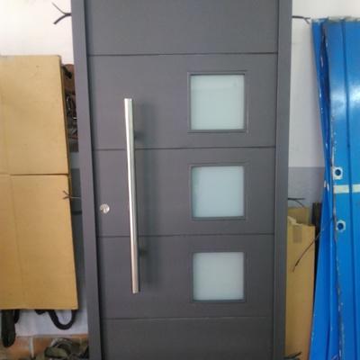 Puerta entrada finca
