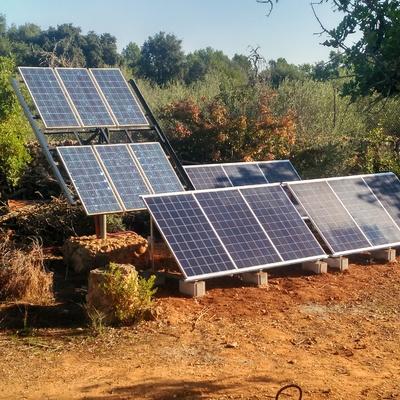 Ampliación fotovoltaica de 2.5kWp