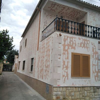 fachada santa maria