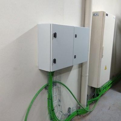 Cuadros electricos climatización