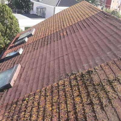 Limpieza tejado santander
