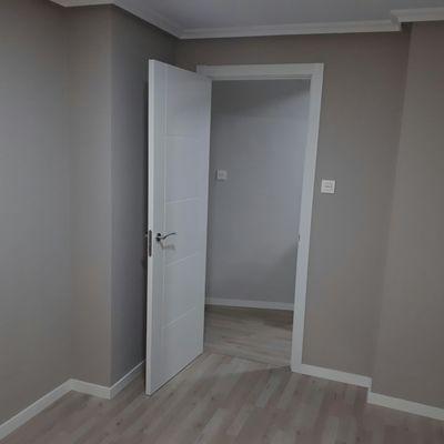 Reforma de piso completo.