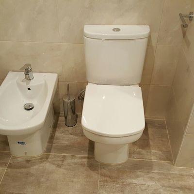 Reforma completa baño.