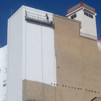 reparacion y pintura de fachadaslaterales
