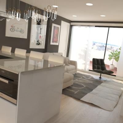 Reforma de cocina y sala de estar