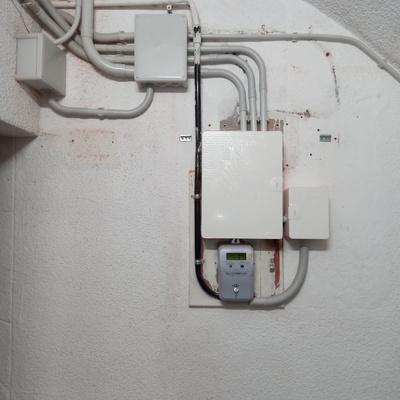 Modificación cuadro eléctrico