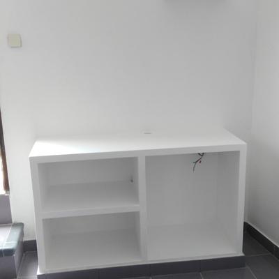 Muebles de escayola