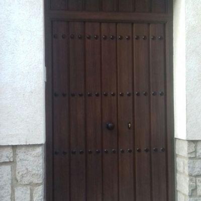 Puerta de portal