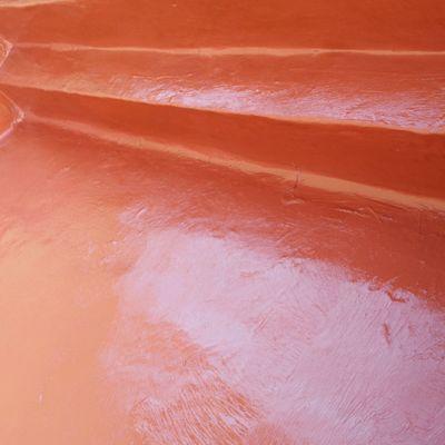 Pintura impermeabilizante con fibra