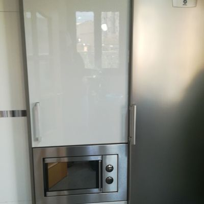 Limpieza de siniestro por incendio en la cocina