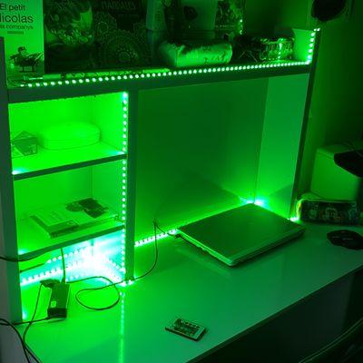 Iluminación técnica y decorativa