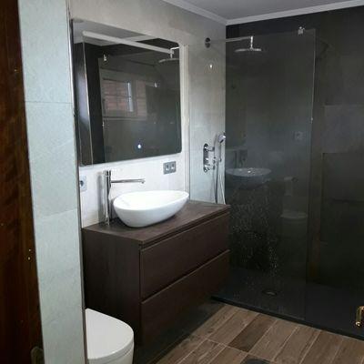 Reforma de baño - La Fresneda - Siero