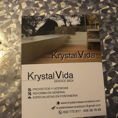 KRYSTALVIDA SERVICE IBIZA