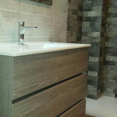 Nuevo baño reformado
