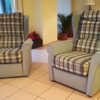 Retapizado sillones relax