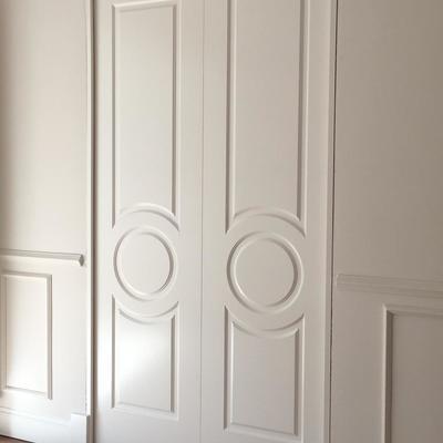 Puertas clasicas.