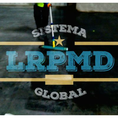Sistema global de limpieza, restauración, protección,  mantenimiento y decoración de pavimentos de hormigón