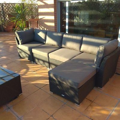 sofá exterior