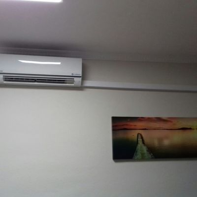 instalacion split Pared CLIMALID