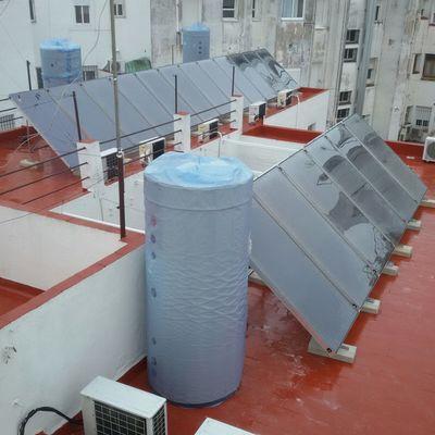 Instalación Agua Caliente Sanitaria
