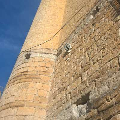 Restauración del Castillo de Fuensaldaña