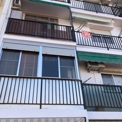 reparacion y pintura de fachada trasera