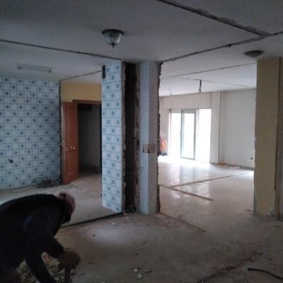 Reforma de piso en Segovia