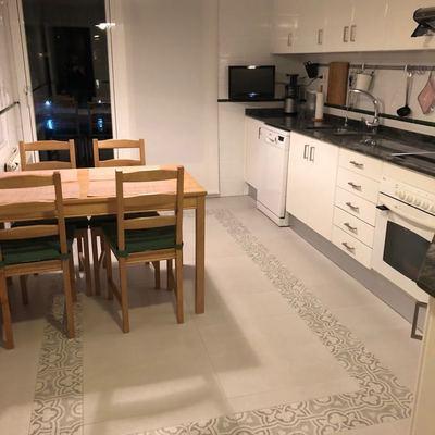 Pavimento cocina
