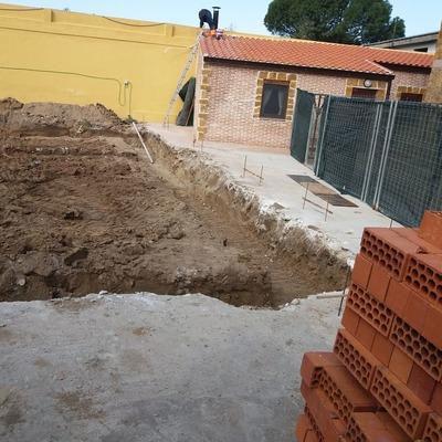 Construcción de nueva vivienda