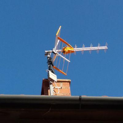 Instalación antenas
