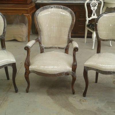 Juego de sillas en venta