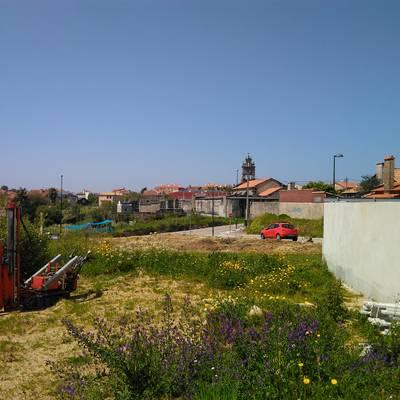 Estudio Geotécnico Vivienda Unifamiliar Adosada en Vigo