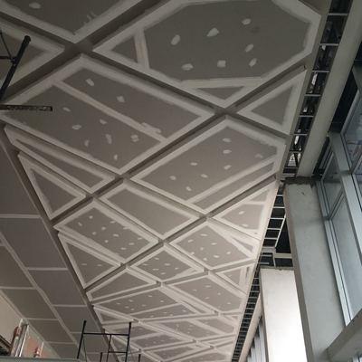 Decoración techo nave industrial