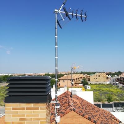 Antena individual chalet