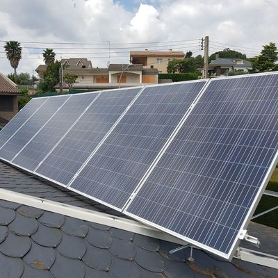 Instalación de energía solar fotovoltaica para autoconsumo de 1.5 kw en zona 3 con inyección 0 Caldes de montbu