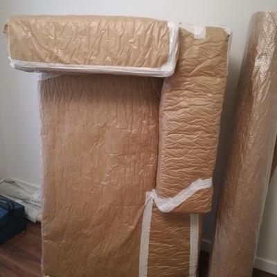 Embalaje guardamuebles (sofa)
