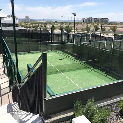 Cambios de cesped pista de padel , tenis , futbol