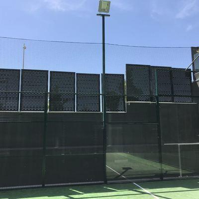 iluminacion padel tenis campos de futbol