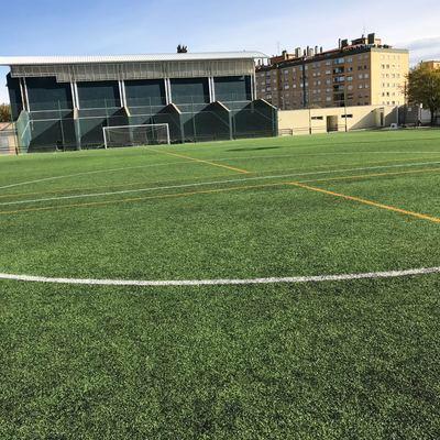campo de futbol cesped