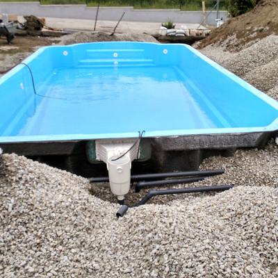 Piscina,graveado,instalación circuito fontaneria