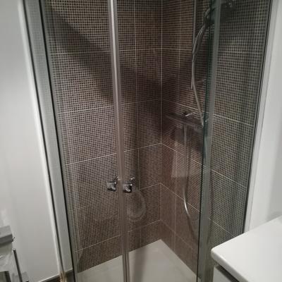 Limpiezas de mampara de baños