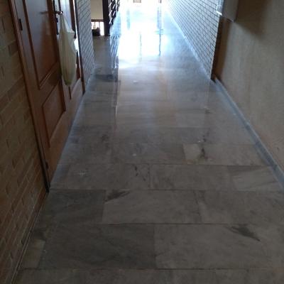 brillos de suelo mármol y terrazo